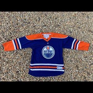 Oilers Nhl Reebok Jersey